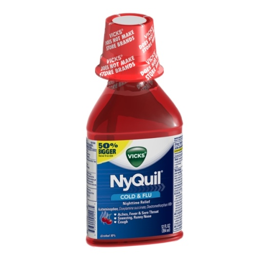 Cough & Cold - Vicks Nyquil