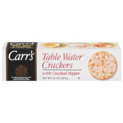 Carr's Water Crackers