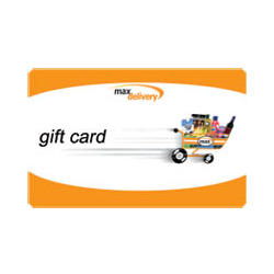 Max Delivery Gift Cards